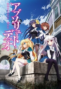 Absolute Duo NAU Animes da Temporada de Inverno 2015