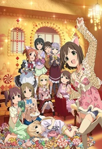 THE iDOLMASTER Cinderella Girls NAU Animes da Temporada de Inverno 2015